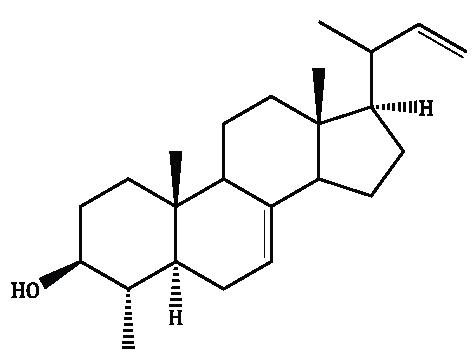 24-Ethyl-E-23-dehydrolophenol