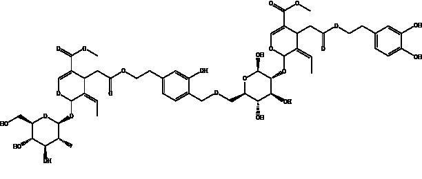 Oleuropein dimer Compound Image
