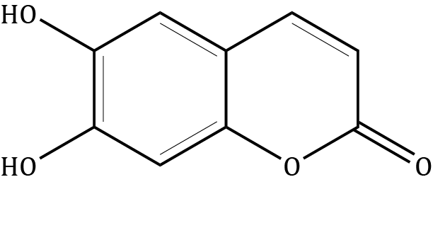 Esculetin Compound Image