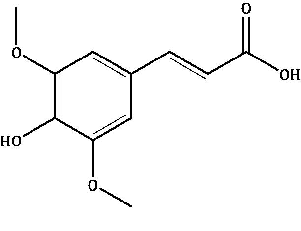 Sinapic acid Compound Image