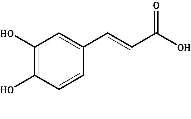 Caffeic acid Compound Image