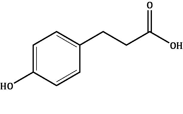 Dihydro-p-coumaric acid Compound Image