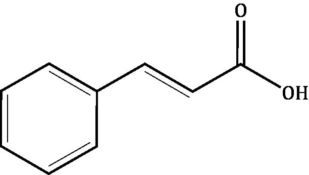 Cinnamic acid Compound Image