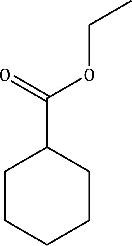 Ethyl cyclohexylcarboxylate Compound Image