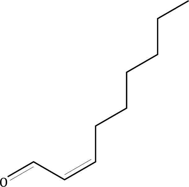 cis-2-Nonenal Compound Image