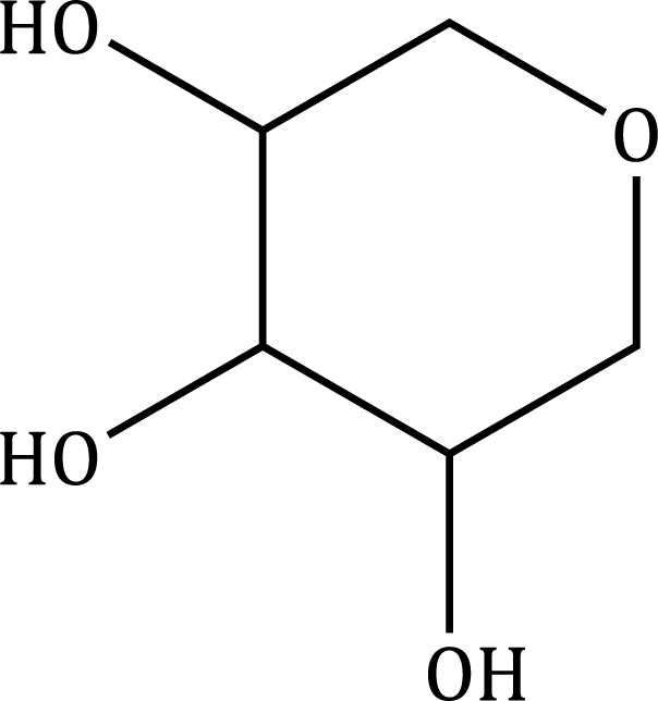 1,5-anhydroxylitol Compound Image