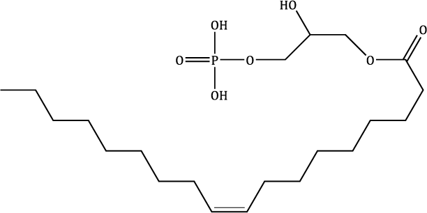 Lysophosphatidic acid Compound Image