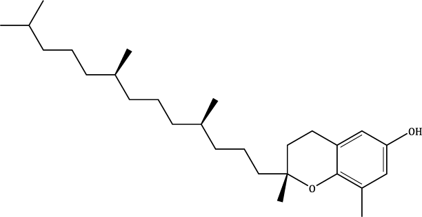 δ-tocopherol Compound Image