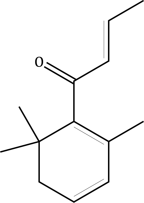 trans-b-Damascenone Compound Image